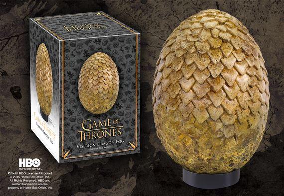 Game of Thrones Réplique Oeuf de Dragon Viserion 20cm