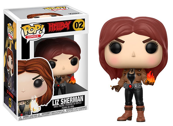 Funko Pop Hellboy 02 Liz Sherman