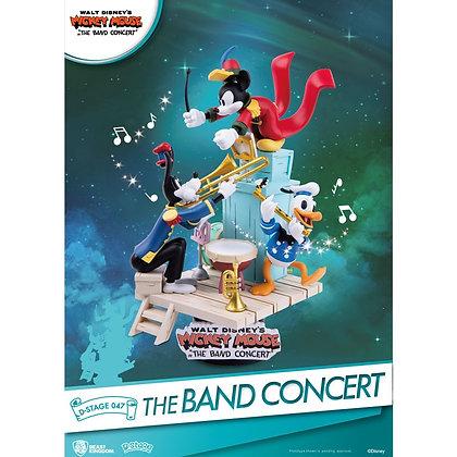 DISNEY - D-Stage- Mickey & Cie - Le concert - 16cm