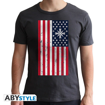 Far-cry-tshirt-drapeau-homme-mc-dark-grey