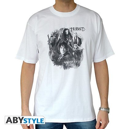 The-hobbit-tshirt-groupe-homme