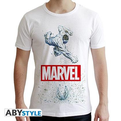 Marvel-tshirt-marvel-hulk-homme-