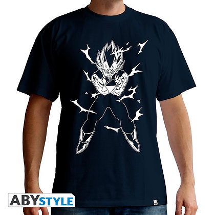 Dragon-ball-tshirt-dbz-vegeta-homme