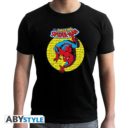 Marvel-tshirt-spdm-vintage-homme-mc-black