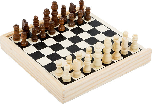Jeu d'échecs format voyage