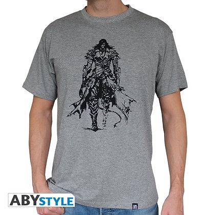 Castlevania-tshirt-trevor-belmont-homme-mc-sport-