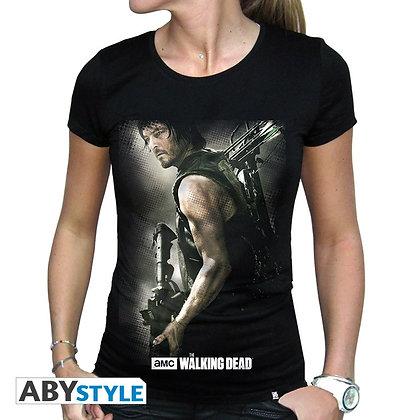 The-walking-dead-tshirt-daryl-arbalete-femme
