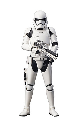 SW Episode 7 First Order Stormtrooper ARTFX+ Statue 20cm Kotobukiya Star Wars