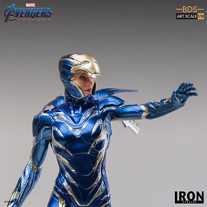 Pepper Pott Rescue suit Iron Studios 1/10 Avengers Endgame