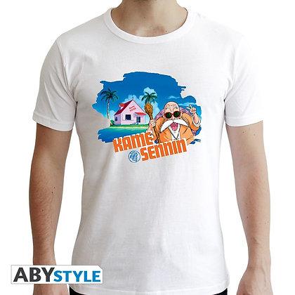 Dragon-ball-tshirt-dbz-tortue-geniale-homme