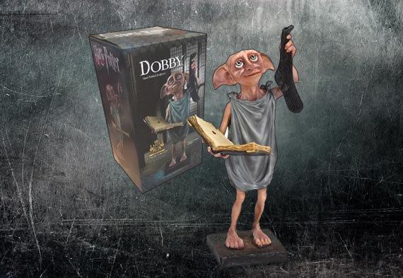 Harry Potter Statue Dobby 25cm