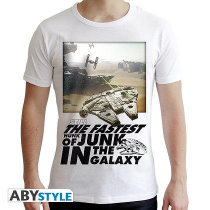 Star-wars-tshirt-falcon-graphic-homme