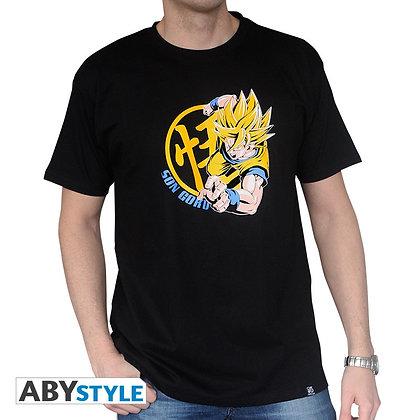 dragon-ball-tshirt-dbz-goku-super-saiyan-homme
