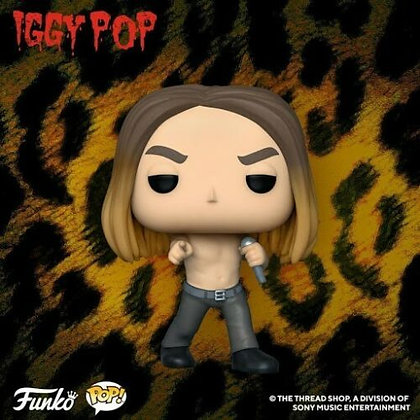 Funko Pop Vinyl Figurine Iggy Pop 135