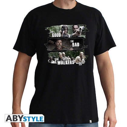 The-walking-dead-tshirt-goodbadwalkers-homme-