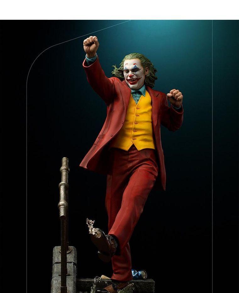 The Joker Iron Studios 1/3