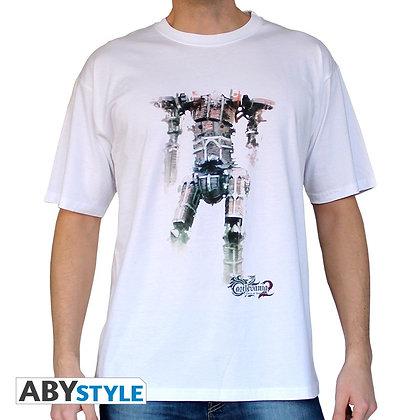 Castlevania-tshirt-titan-homme-mc