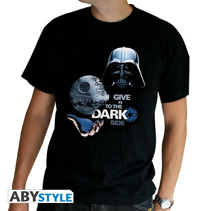 Star-wars-tshirt-dark-side-homme