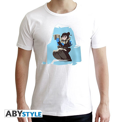 Overwatch-tshirt-mei-homme