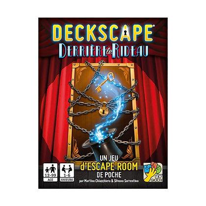 Deckscape Derrière le rideau