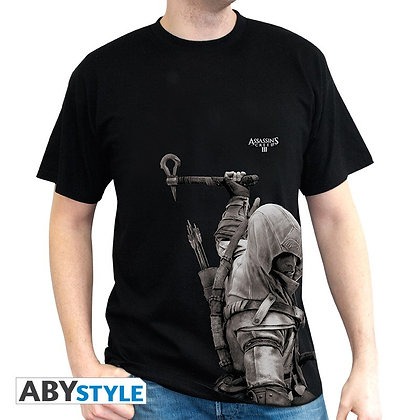 Assassin-s-creed-tshirt-asc-III-connor-homme-