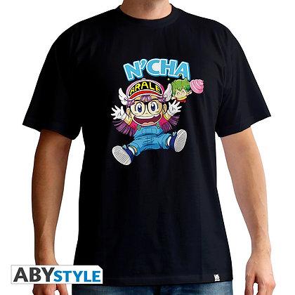 Dr-slump-tshirt-arale-gacchan-homme