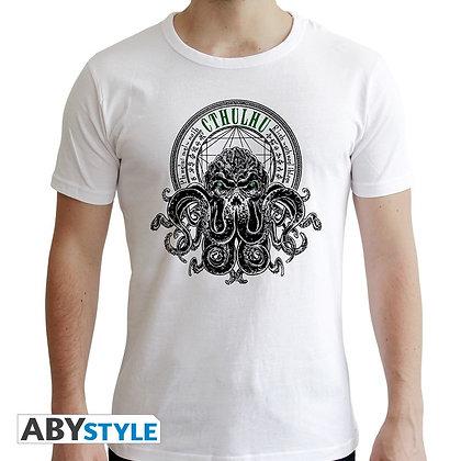 CTHULHU - Tshirt - Cthulhu - homme MC white