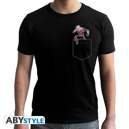 Marvel-tshirt-ant-man-poche-homme