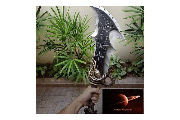 Réplique 1/1 Blades Of Chaos - God Of War