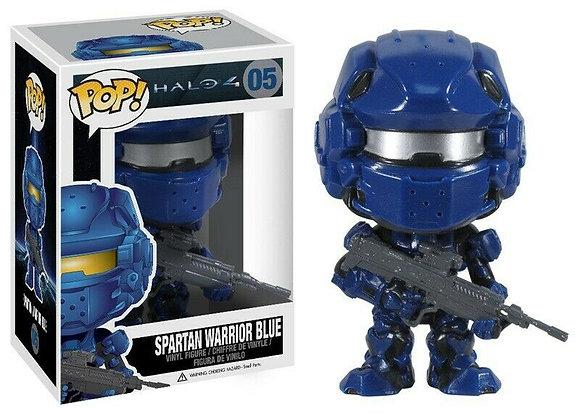 Funko Pop Halo 4 Spartan Warrior Blue
