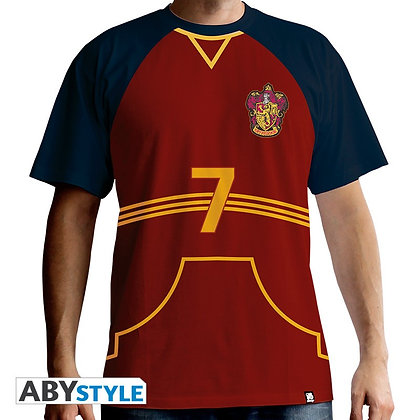 Harry-potter-tshirt-maillot-de-quidditch-homme