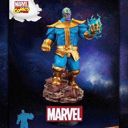 MARVEL - D-Stage Thanos Comic 16cm