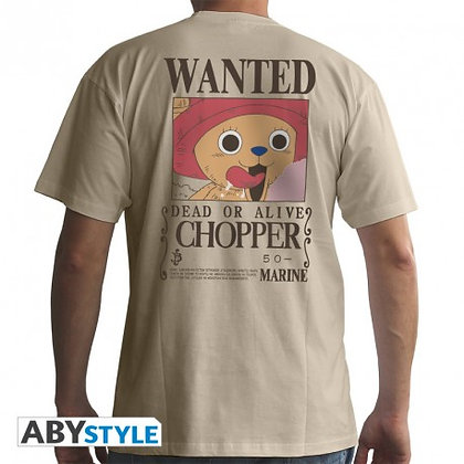 One-piece-tshirt-wanted-chopper-homme