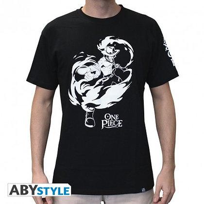 One-piece-tshirt-ace-homme-mc-black