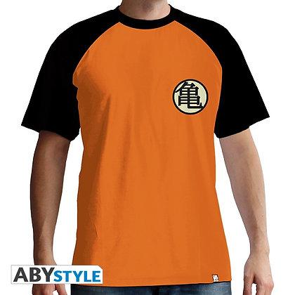 Dragon-ball-tshirt-kame-symbol-homme