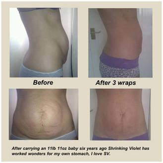 Shrinking Violet Stomach