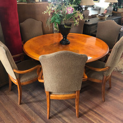 Hickory White Table