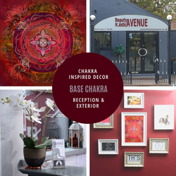 Base Charka Decor Reception & Frontage