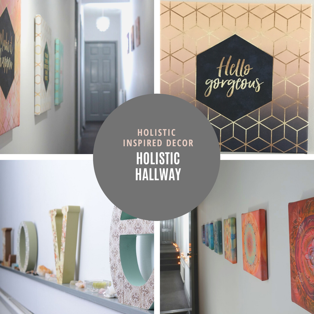 Holistic Hallway with Quotes