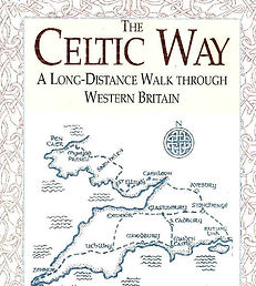 The Celtic Way Map