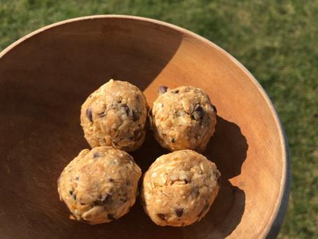 Leah's Raw Granola Balls recipe