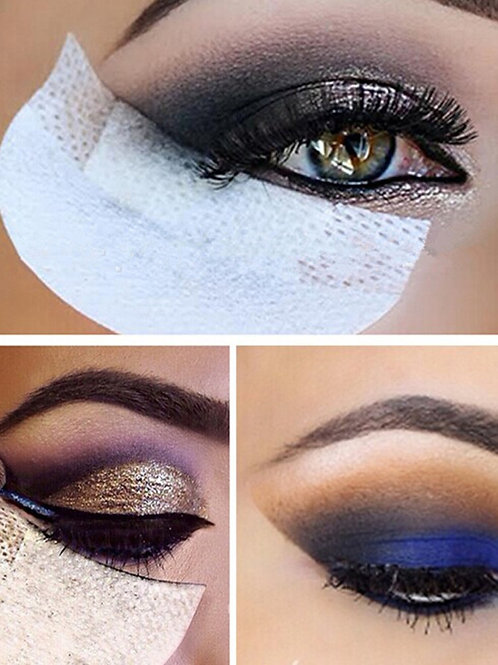 Eyeshadow Shields Disposable 100pcs/50pairs
