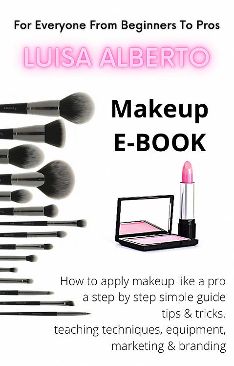 Luisa Alberto Makeup E-Book