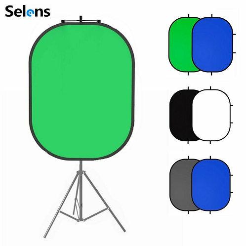 Photography Portable Backdrop 1.5X2M