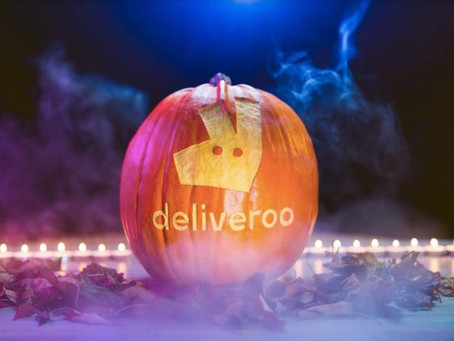 Deliveroo becomes DeliverBOO for Halloween