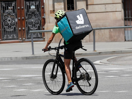 Deliveroo has launched over 4,429 new restaurants this year already...