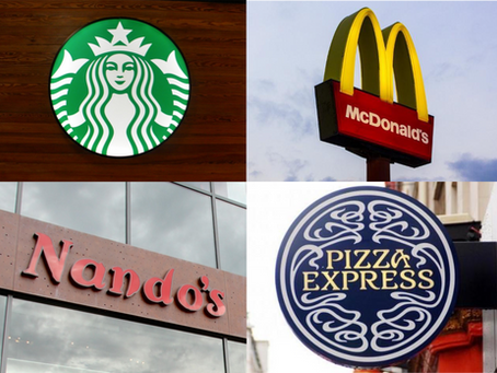 Who are the largest takeaway brands?