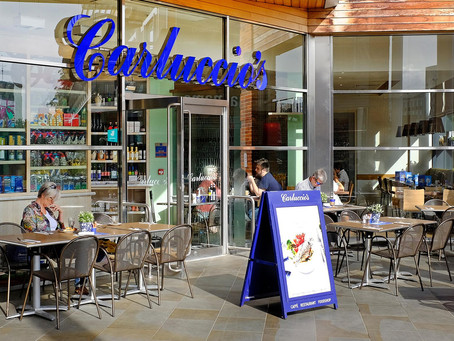 Carluccio's are back!