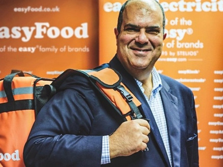 Easyjet founder to fly in the face of JustEat, Deliveroo and Uber Eats