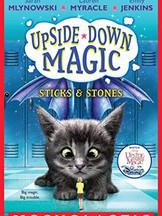 Upside Down Magic: Sticks & Stones
